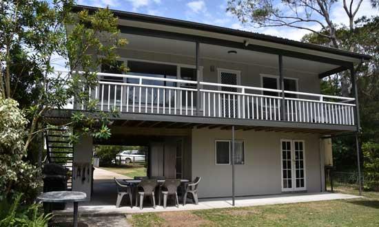 Paradise Accommodation - Jervis Bay House